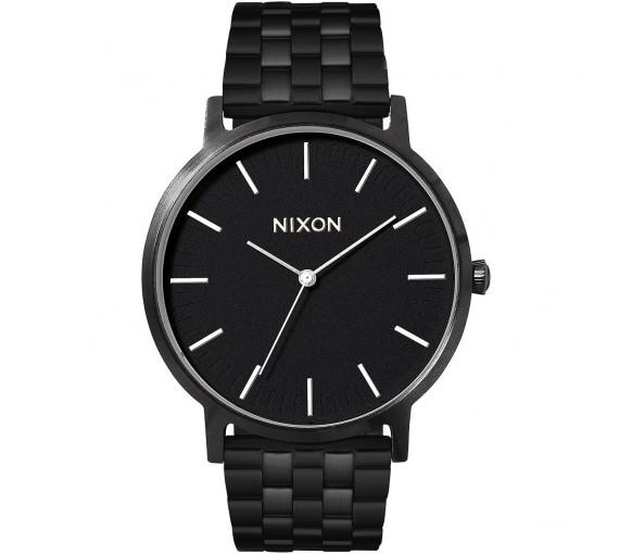 Nixon Porter All Black White - A1057-756-00