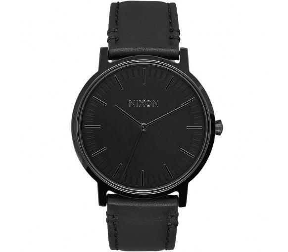 Nixon Porter Leather All Black - A1058-001-00