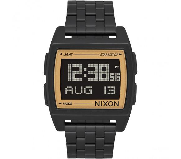 Nixon Base All Black Gold - A1107-1031-00