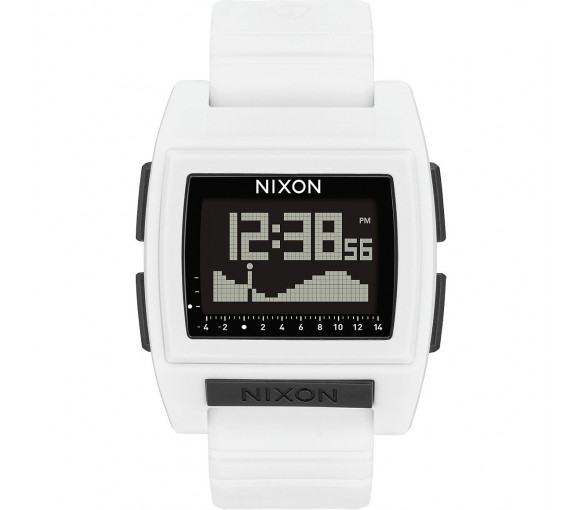Nixon Base Tide Pro White - A1212-100-00