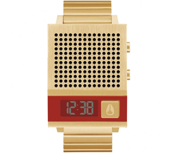 Nixon Dork Too All Gold - A1266-502-00