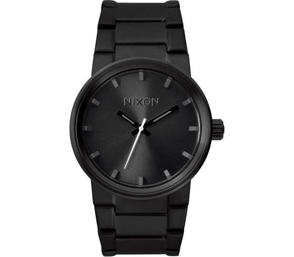 Nixon Cannon All Black - A160-001-00