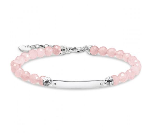 Thomas Sabo Perlen Armband - A2042-637-9-L19V