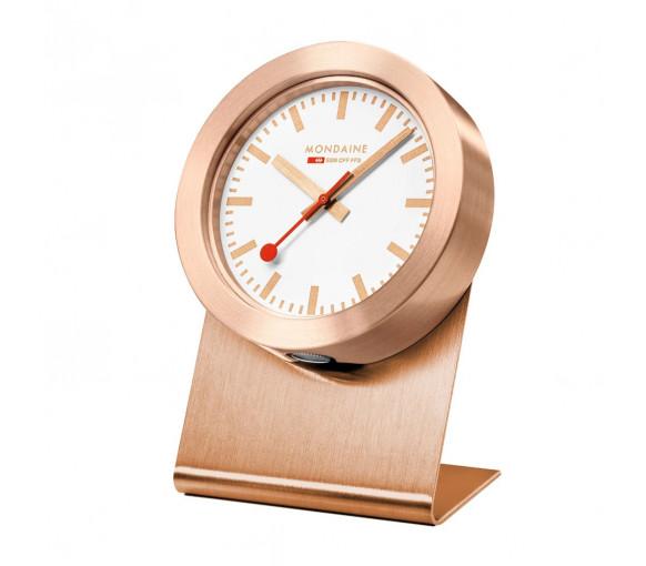 Mondaine Magnet Clock - A660.30318.82SBK