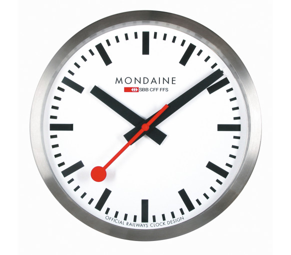 Mondaine Wall Clock Large 40 cm - A995.CLOCK.16SBB