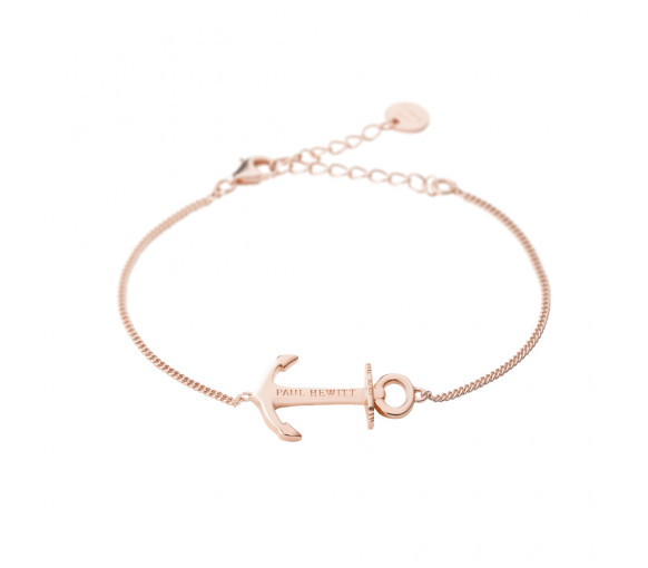 Paul Hewitt Bracelet Anchor Spirit 18K Plated Rose Gold - PH-AB-R