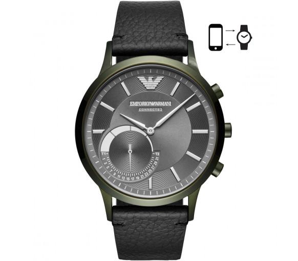 Emporio Armani Connected Renato Hybrid Smartwatch - ART3021