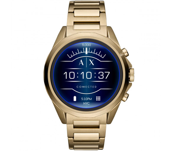 Armani Exchange Drexler Connected Smartwatch HR - AXT2001
