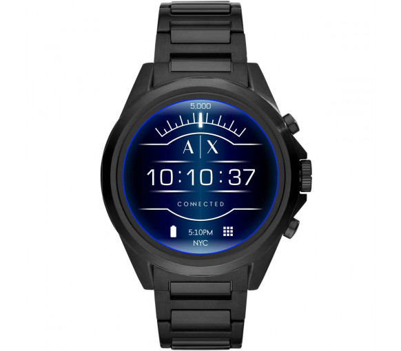 Armani Exchange Drexler Connected Smartwatch HR - AXT2002