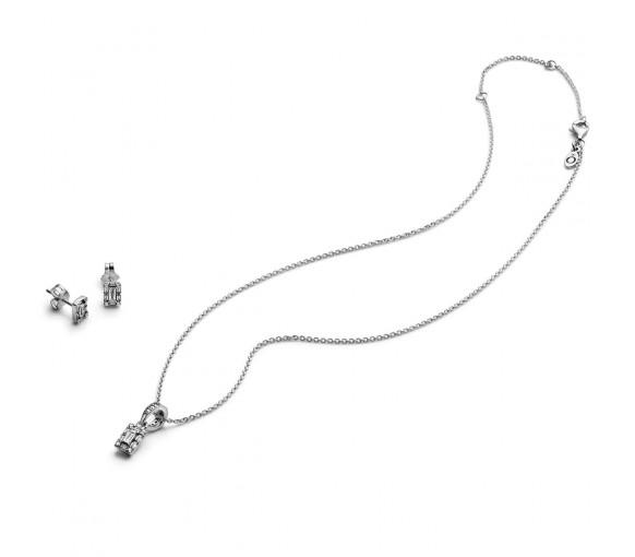 Pandora Ice Baguette Gift Set - B801037