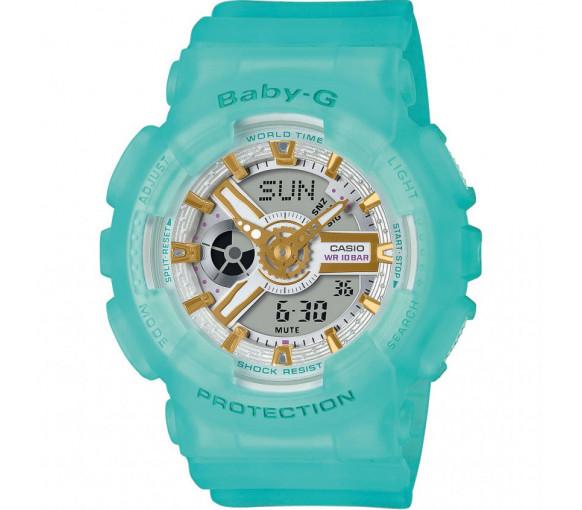 Casio Baby-G Sea Glass - BA-110SC-2AER