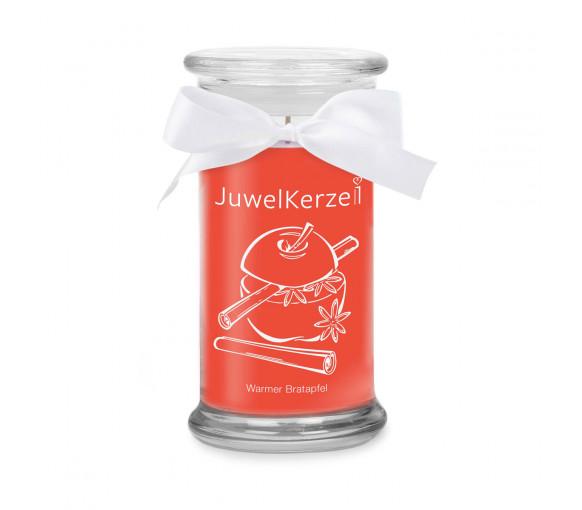 JuwelKerze Warmer Bratapfel