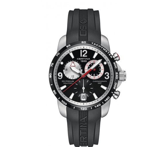 Certina DS Podium Chronograph GMT - C001.639.27.057.00