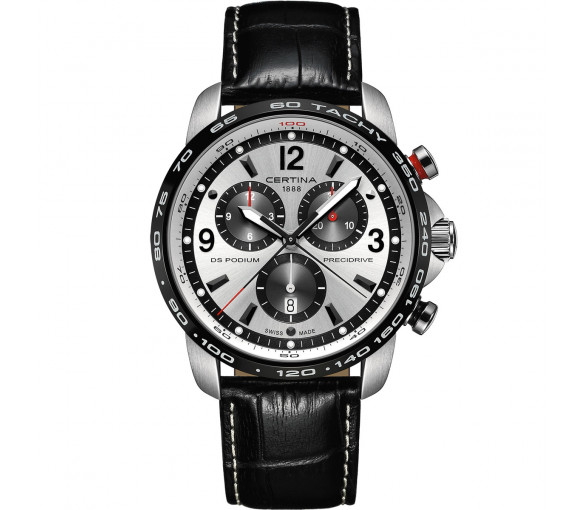 Certina DS Podium Chronograph 1/100 sec - C001.647.16.037.00