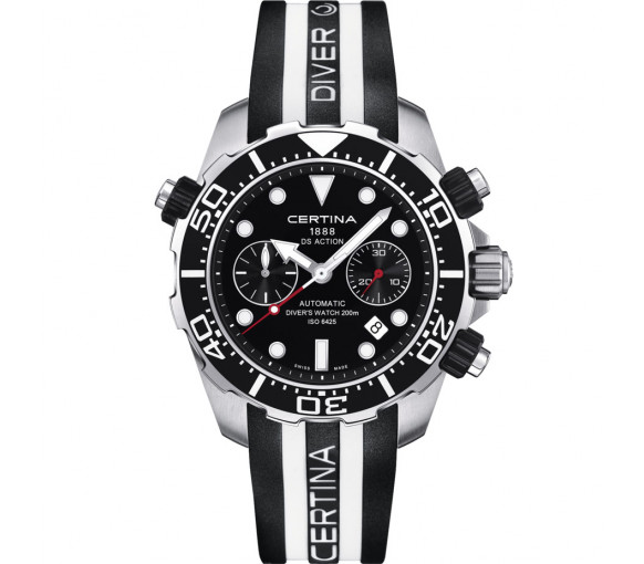 Certina DS Action Diver Chronograph Automatic - C013.427.17.051.00