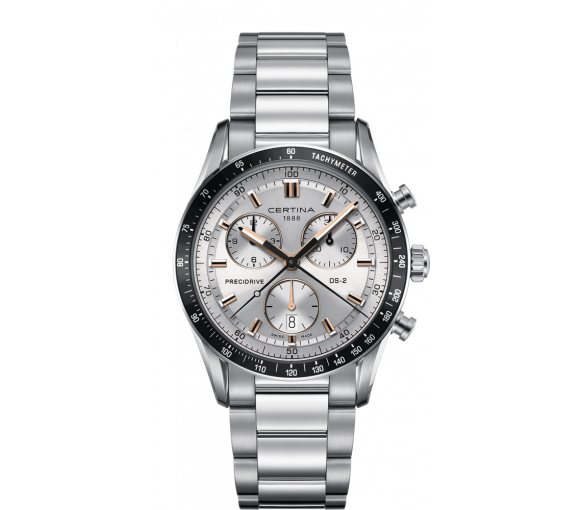 Certina DS 2 Chronograph 1/100 sec - C024.447.11.031.01