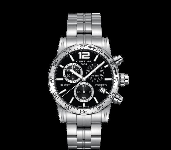 Certina DS Sport Chronograph 1/10 sec - C027.417.11.057.00