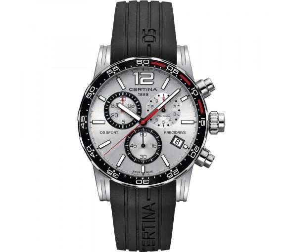 Certina DS Sport Chronograph 1/10 sec - C027.417.17.037.00