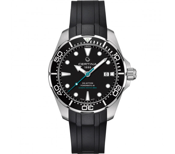 Certina DS Action Diver Powermatic 80 - C032.407.17.051.60