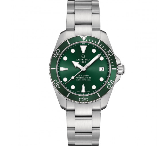 Certina DS Action Diver (38 mm) - C032.807.11.091.00