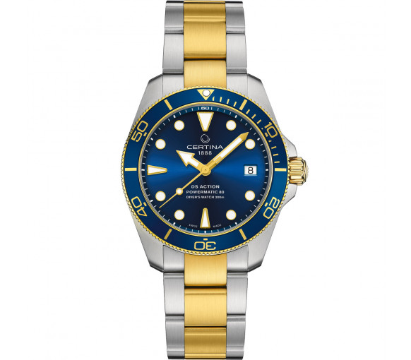 Certina DS Action Diver (38 mm) - C032.807.22.041.10