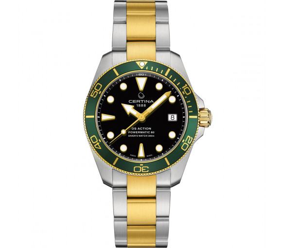 Certina DS Action Diver (38 mm) - C032.807.22.051.01