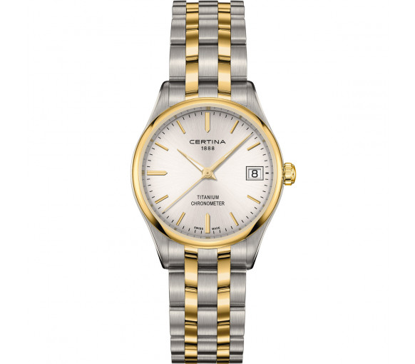 Certina DS-8 Lady Chronometer - C033.251.55.031.00