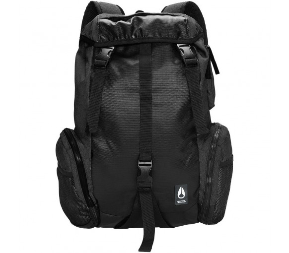 Nixon Waterlock Backpack III Black - C2812-000-00