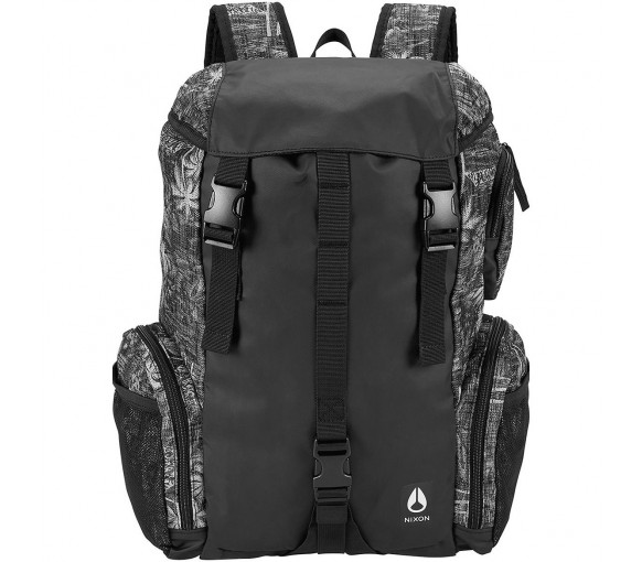 Nixon Waterlock Backpack III Paradise Black - C2812-1788-00
