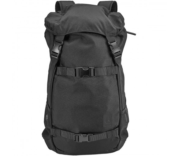 Nixon Landlock Backpack SE II All Black - C2817-001-00