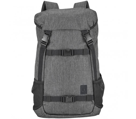 Nixon Landlock Backpack SE II Charcoal Heather - C2817-168-00