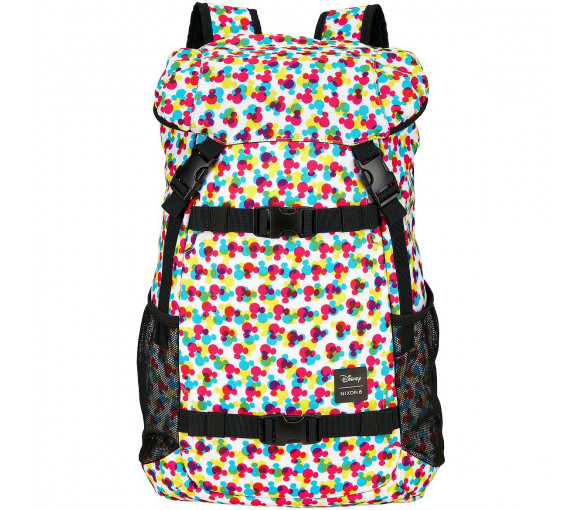 Nixon Landlock Backpack SE II Mickey CMYK - C2817-3099-00