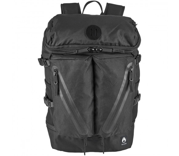 Nixon Scripps Backpack II All Black - C2821-001-00