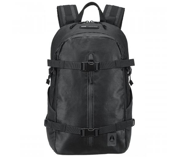 Nixon Summit RECCO Backpack Black - C3003-000-00