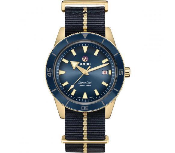 Rado Captain Cook Automatic Bronze - R32504207