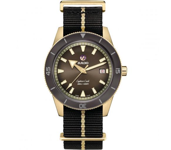 Rado Captain Cook Automatic Bronze - R32504307