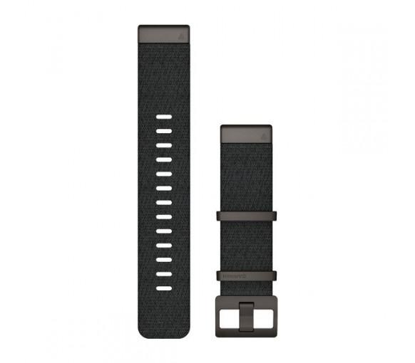 Garmin MARQ™ 22 mm QuickFit Jacquard-weave Nylon Band - 010-12738-03