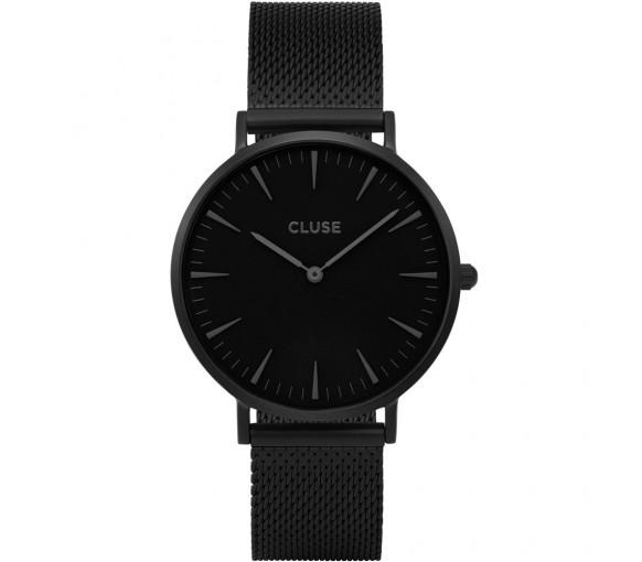 Cluse La Bohème Mesh Black - CL18111