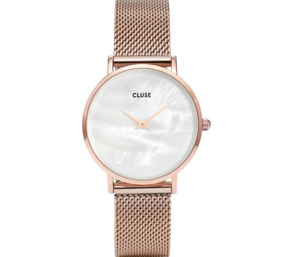 Cluse Minuit Mesh Rosé  - CL30047