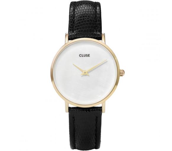 Cluse Minuit La Perle Gold Lizard - CL30048