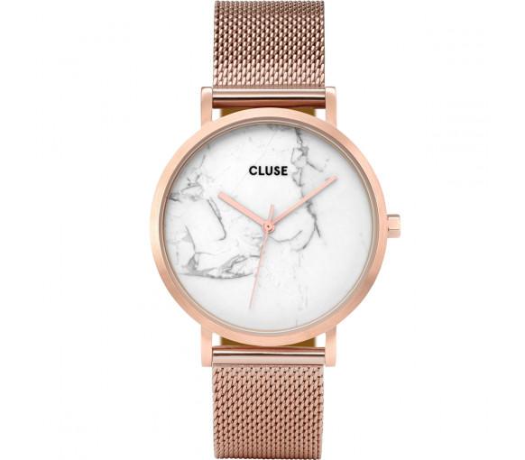 Cluse La Roche Rosé Mesh Marble- CL40007