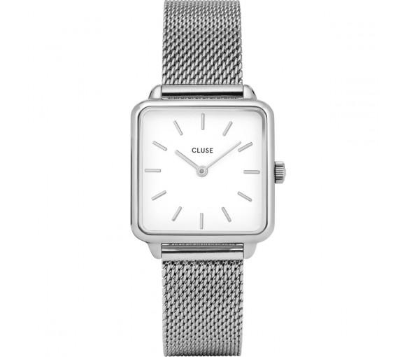 Cluse La Garçonne Silver Mesh - CL60001