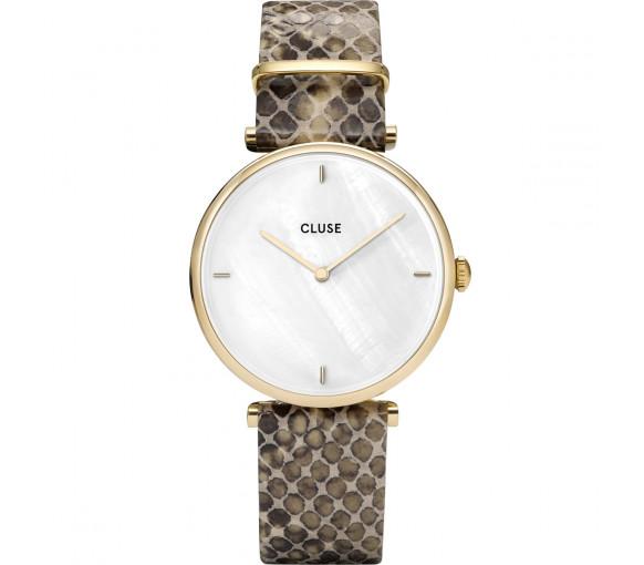 Cluse Triomphe Gold Python - CL61008