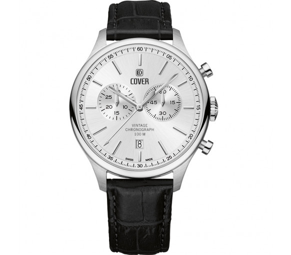 Cover Co192 Chapman Gent Chronograph - CO192.04