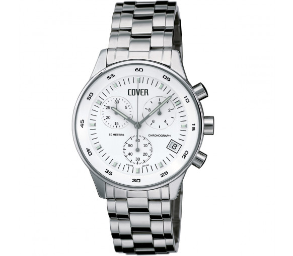 Cover Co52 Gent Chronograph - CO52.02