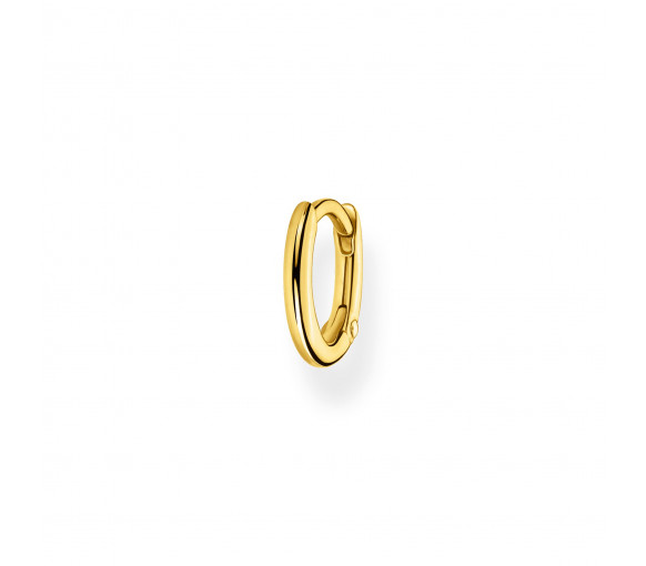 Thomas Sabo Einzel Creole Classic Gold - CR660-413-39