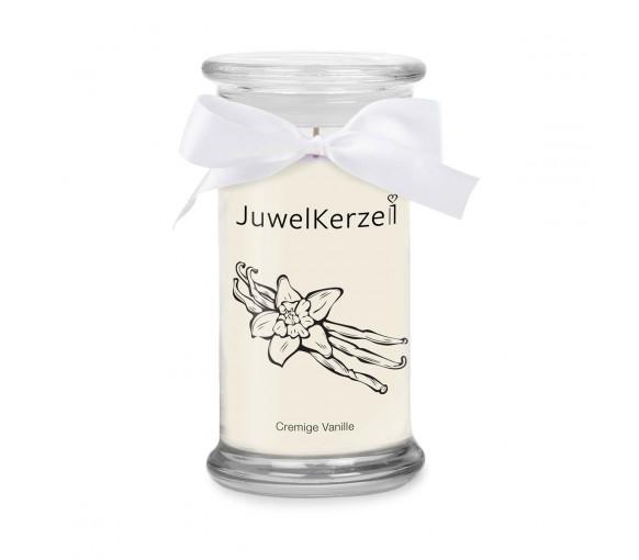 JuwelKerze Cremige Vanille