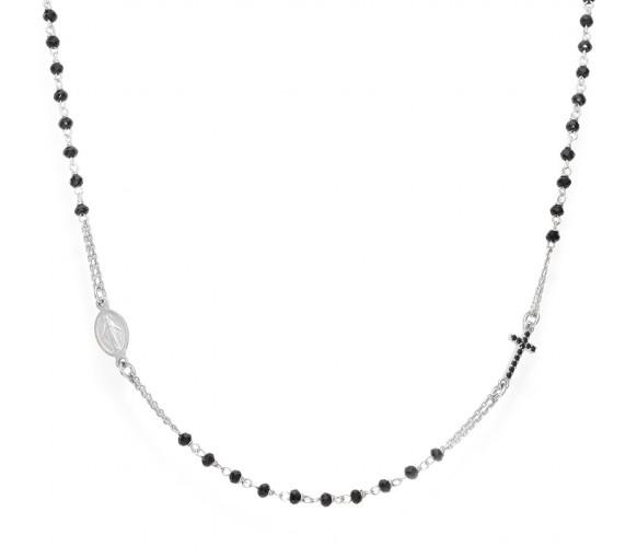 Amen Rosary Cross Halskette - CRO25BNZ3
