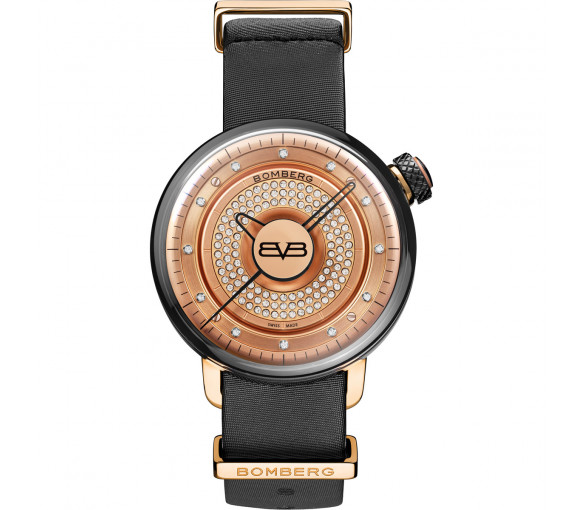 Bomberg BB-01 Lady Skylighter Gold & Black - CT38H3PBA.09-1.9