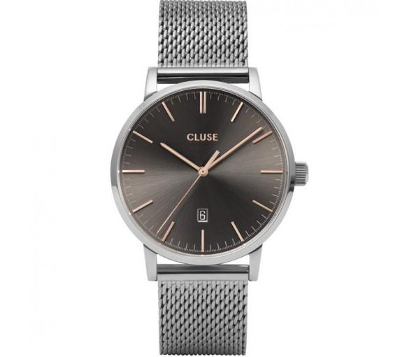 Cluse Aravis Mesh Silver - CW0101501003